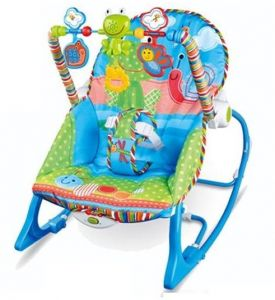 Swell Infant To Toddler Rocker Rocking Chair Bouncer Onthecornerstone Fun Painted Chair Ideas Images Onthecornerstoneorg