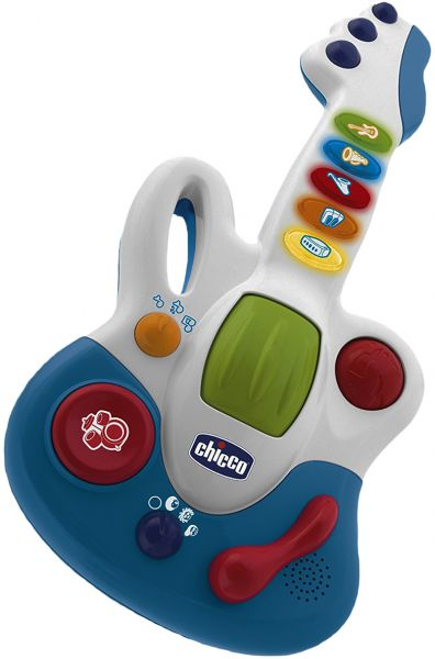 Chicco Baby Star Guitar Musical Toys Ksa Souq