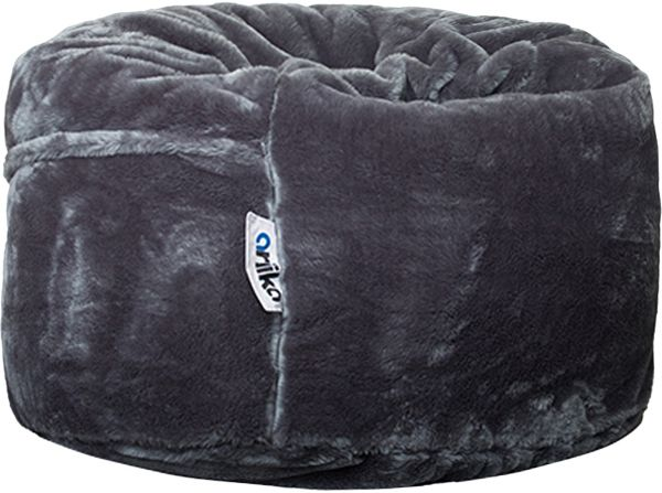 Beanbag Pique Chair Grey Price Review And Buy In Dubai Abu