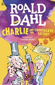Charlie and the Chocolate Factory by Roald Dahl - Paperback