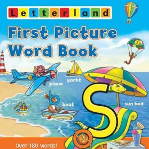 First Picture Word Book by Lyn Wendon - Paperback
