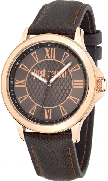 Just Cavalli Casual Watch For Women Analog Leather - R7251596004