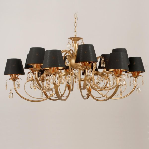 Luxury European Chandelier Light Lamp 4861-6x6 price, review and buy ...