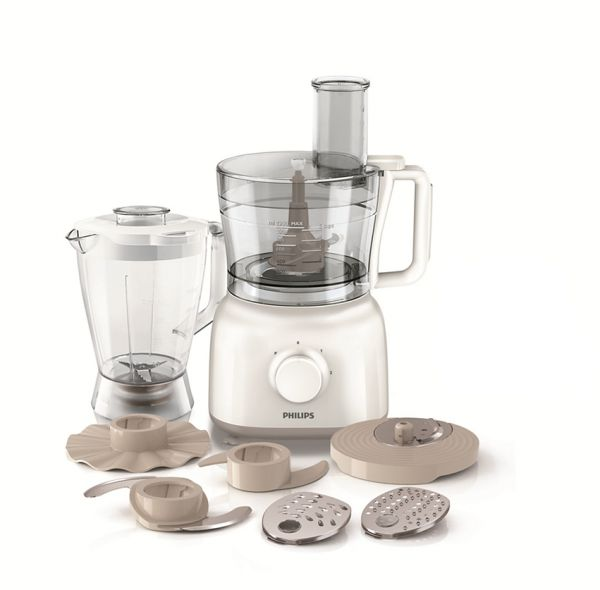 Philips Food Processor Watts White HR Price Review And - Kitchen processor