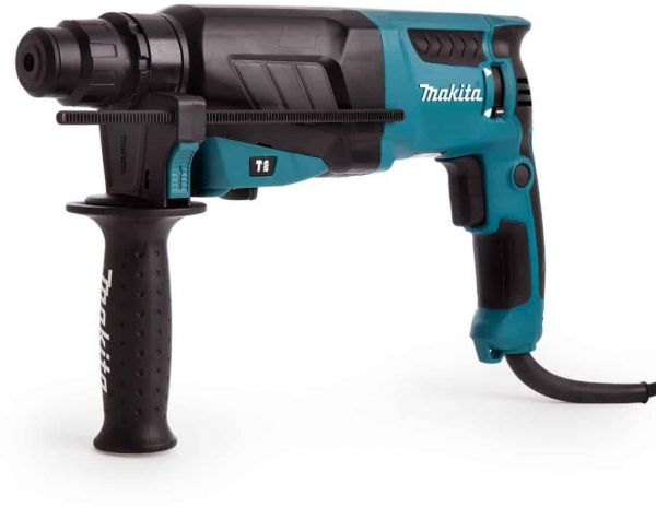 makita hr2630 sds+ rotary hammer drill 3 mode 26mm 110v | souq - uae
