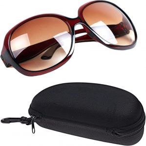 bc5e3201f Women Sunglasses Large Round Frame Color Brown and Lenses Gradient  Structures Item No 639 - 2 | Souq - Egypt