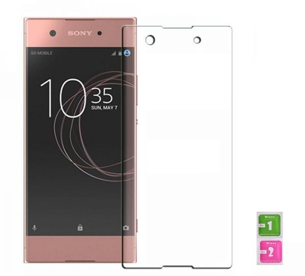 for sony xperia xa1 ultra tempered glass screen protector. Black Bedroom Furniture Sets. Home Design Ideas
