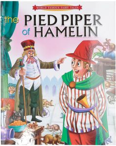 The Pied Piper of Hamelin - Paperback