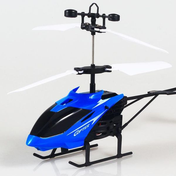 how to build a flying toy helicopter