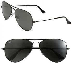 47fd0ed2f8 Ray-Ban Metal Black Unisex Sunglasses - RBBLK-01