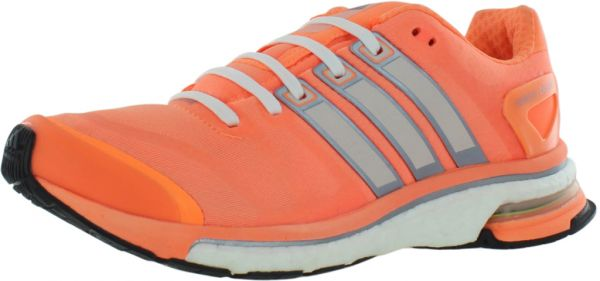 buy popular e7588 f1538 adidas Boost Running Shoes for Women, Orange White. by Adidas, Athletic  Shoes - Be the first to rate this product