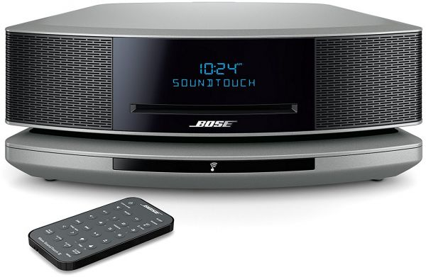 Bose Stereo >> Souq Bose Wave Soundtouch Music System Iv Platinum Silver Uae