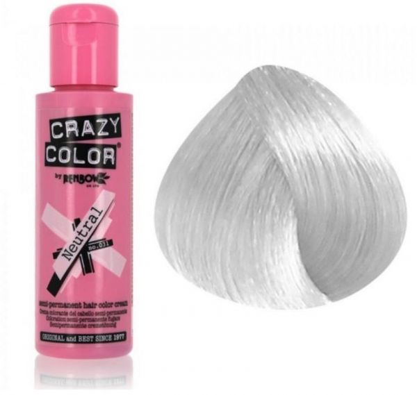 Crazy Color Temporary Hair Dye Silver Price Review And Buy In
