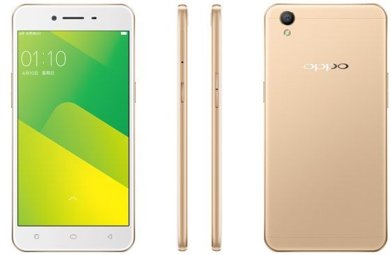 OPPO A37 Dual Sim - 16GB, 2GB, 4G LTE, Gold, price, review and buy in  Dubai, Abu Dhabi and rest of United Arab Emirates | Souq.com