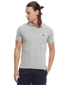 Polo Ralph Lauren Polo Top for Men - Grey