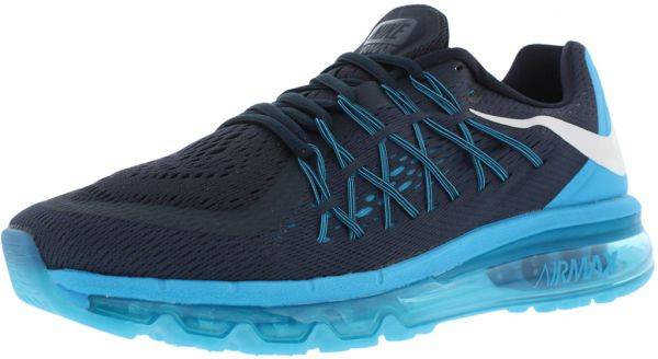 3e9dc4953fc5 Nike Air Max 2015 Running Shoes for Men