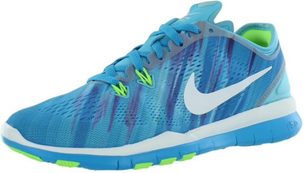47a70afeeedd7 Nike Free 5.0 Tr Fit 5 Prt Training Shoes for Women