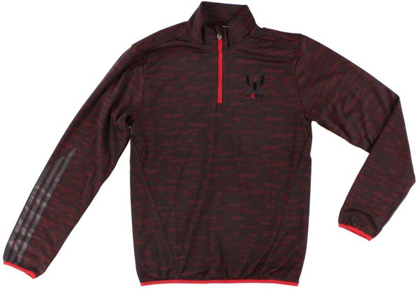 Adidas Black University Red Dark Grey Sport Jacket For Men Souq