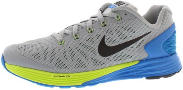 1b840cd80f76e Nike Lunarglide 6 Gradeschool Running Shoes for Boys