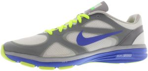 on sale 2b3f6 01807 Nike Dual Fusion Running Shoes for Women, Strata Grey Volt Force Stadium  Grey