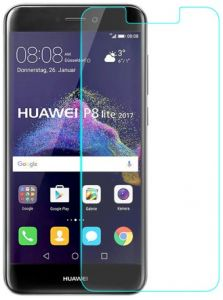 Tempered Glass Screen Protector Film (Arc Edge) For Huawei P8 Lite (2017) / Honor 8 Lite