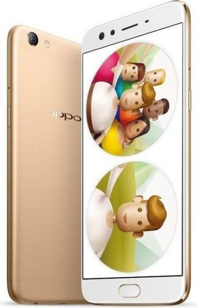 OPPO F3 Front Camera Dual 4 GB RAM 64 GB Internal Storage 4G Gold