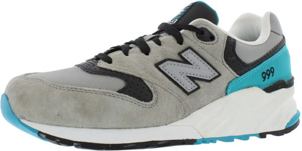 bf49ae366ebbd ... amazon new balance 999 running shoes for men grey black teal 1a0c5  b8144 ...
