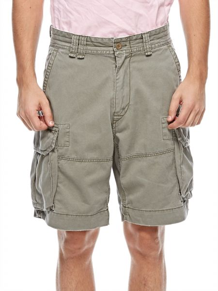 Polo Ralph Lauren Cargo Shorts for Men - Mountain Green