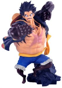 One Piece 4th Gear Status Monkey D Luffy Action Figure