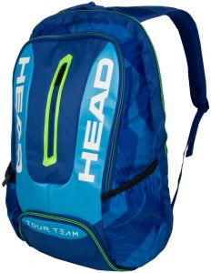 eadc9c85a6 Head 283477-BLBL Tour Team Backpack Tennis Bag for Unisex - Blue