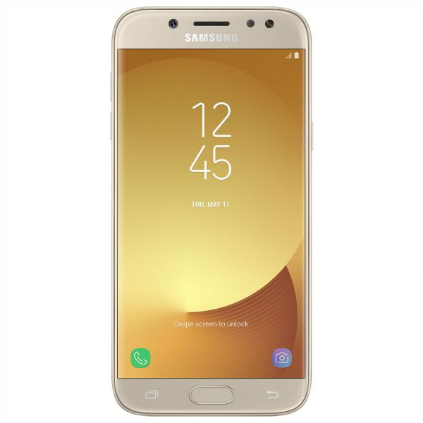 Samsung Galaxy J5 Pro 2017 Dual SIM - 16GB, 2GB RAM, 4G LTE, Gold, price,  review and buy in Dubai, Abu Dhabi and rest of United Arab Emirates |  Souq.com