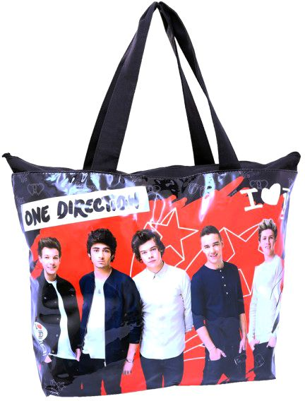 One Direction Uni Ping Bag Multi Color