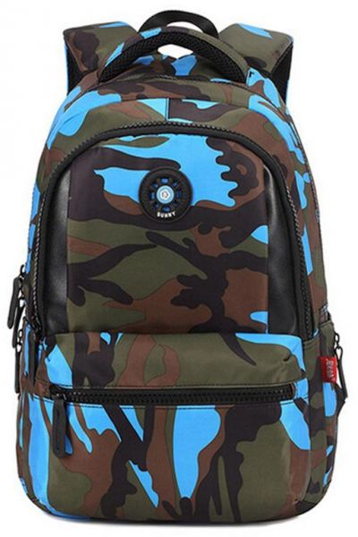 0ba96e2bf6ed Fashion Camouflage Kid School Bag Travel Backpack Bags For Cool Boy And  Girl price