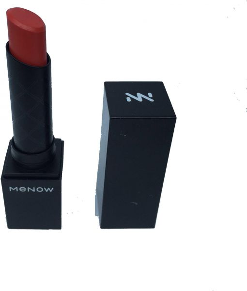 Menow Cosmetics ls03 makeup matte kissproof lipstick with long lasting - no:18 | Souq - UAE