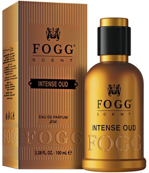 Fogg Intense Oudh For Men 100ml - Eau de Parfum