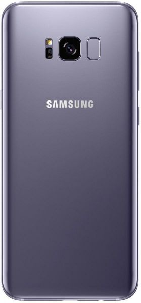Samsung Galaxy S8 Plus Single Sim - 64GB, 4G LTE, Orchid Gray