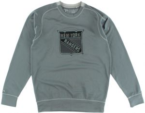 28d60c235 Antigua New York Rangers NHL Carbon Crew Sweatshirt for Men