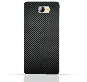Huawei Y5 II TPU Silicone Case with Carbon Fiber Design