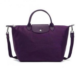 Buy Tutto Tote Bag Purple Charming Charlie Longchamp Yulan Uae