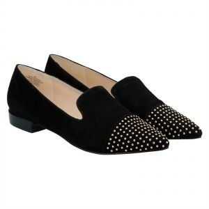 Nine West Slip On Shoes for Women - Black