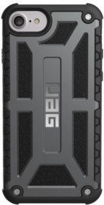 UAG Monarch series impact resistant case/ cover for iPhone 6/6S/7 - Grey
