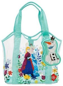 1db90cb750ff3 Disney Frozen Anna and Elsa Swimming Bag