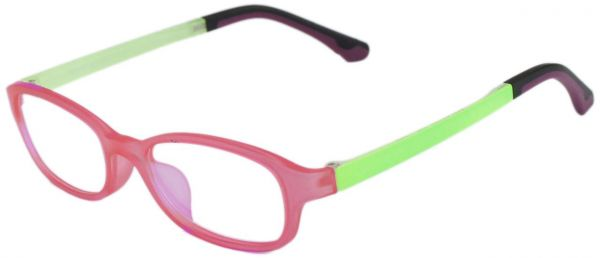 Buy Feather Kids Optical Eye Wear Glasses Light Pink (AGE: 6 - 8 ...