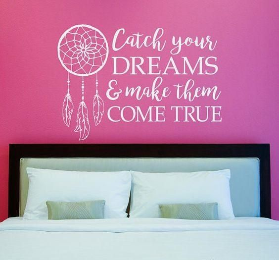 Souq | Wall Decals for Bedroom, Home Decor, Waterproof Wall Stickers ...