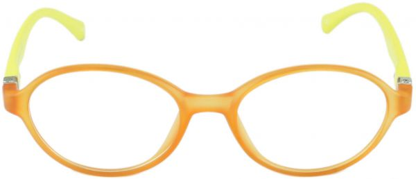 Feather Oval Glass Frame for Kids - Orange price, review and buy in ...