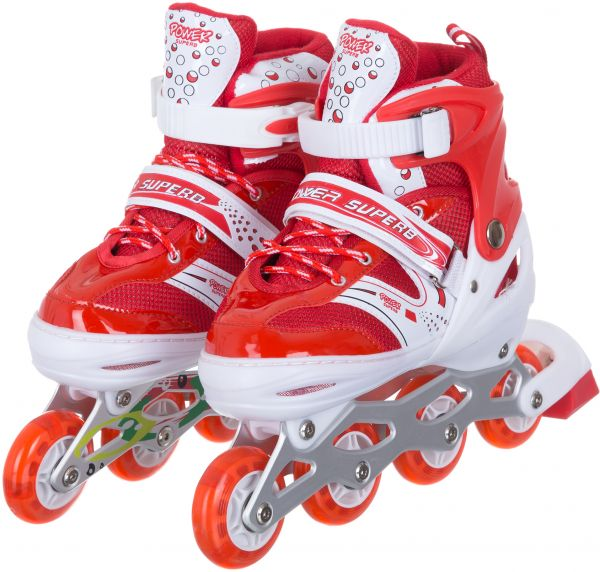 Power 9054 Skating Shoes - Red : Buy
