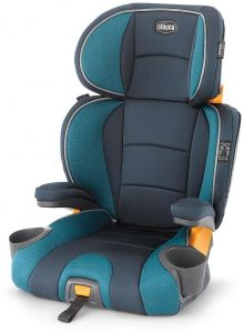 Chicco KidFit 2 In 1 Belt Positioning Booster Carseat Coupe Monaco