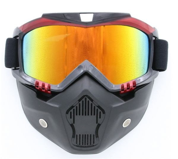 499c6af4809 Motocross Goggle Mask Goggles Sand Riding Harley Tactical Air Outdoor Sports  Glasses Tl088