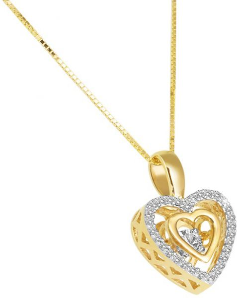i xl aed women en buy ae life item diamond jewellers pendant gold pure of s circle