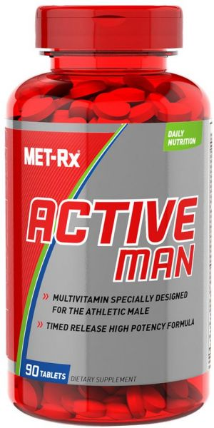 multivitamin active man